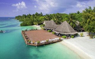 Náhled objektu Adaaran Hudhuran Fushi, Severní Male Atol, Maledivy, Asie