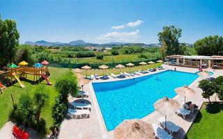 Náhled objektu Aelia Resort, Afandou, ostrov Rhodos, Řecko