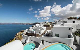 Náhled objektu Ambassador Luxury, Akrotiri, ostrov Santorini, Řecko
