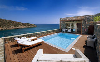 Náhled objektu Gran Melia Resort & Luxury Villas, Agios Nikolaos, ostrov Kréta, Řecko