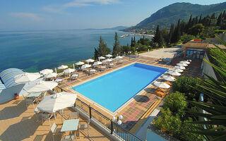 Náhled objektu Grande Mare Hotel & Wellness, Benitses, ostrov Korfu, Řecko