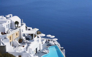 Náhled objektu Kirini Suites & Spa, Oia, ostrov Santorini, Řecko