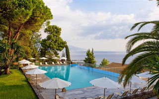 Náhled objektu Kontokali Bay Resort & Spa, Kontokali, ostrov Korfu, Řecko