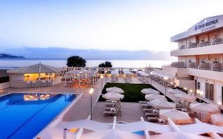Náhled objektu Neptuno Beach Resort, Amoudara, ostrov Kréta, Řecko