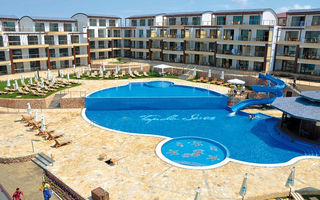 Náhled objektu Topola Skies Golf & Spa Resort, Kavarna, Severní pobřeží (Varna a okolí), Bulharsko