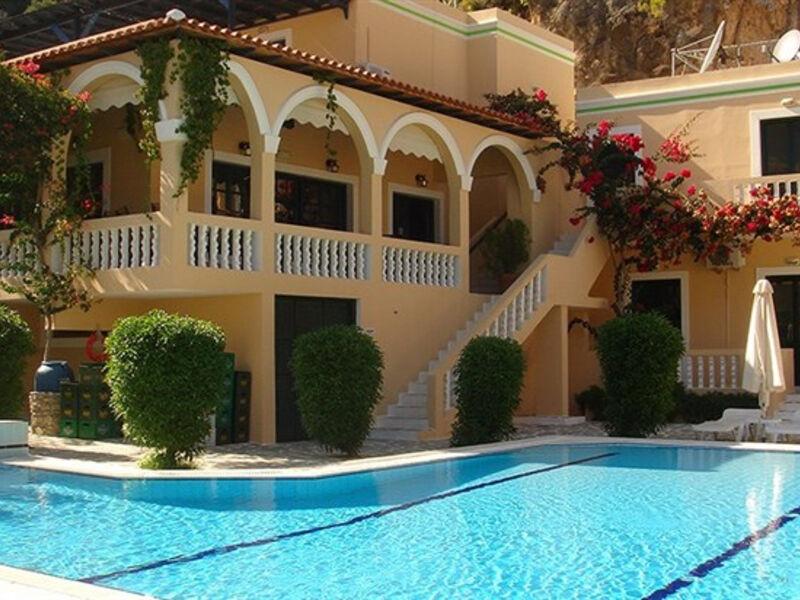 Aparthotel Kyra Panagia