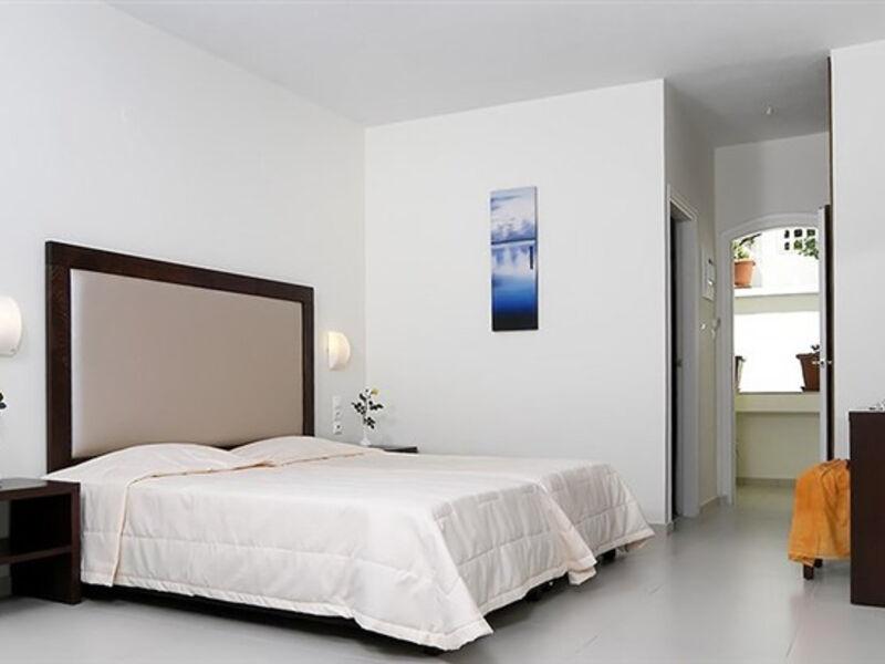 Apartmány Troulis