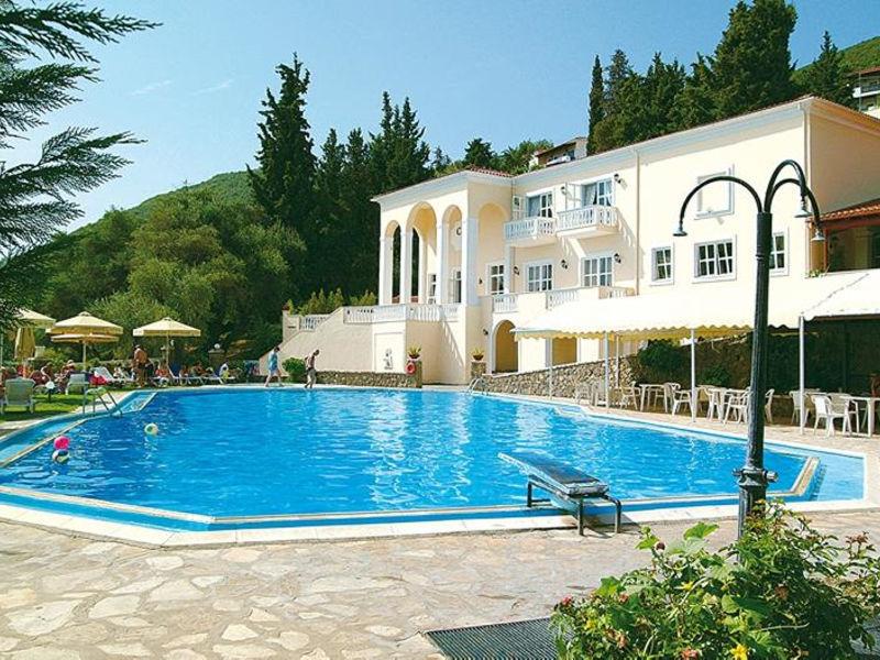 Corfu Village - Economy