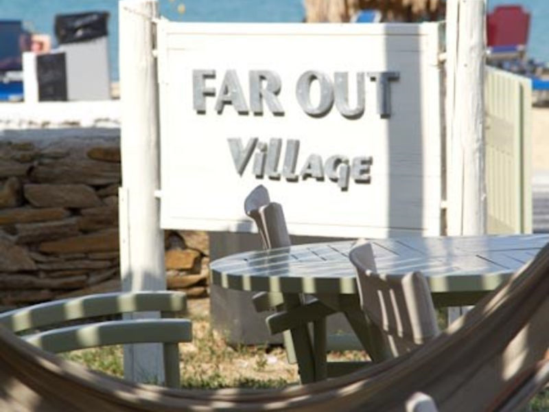 Far Out Hotel And Village