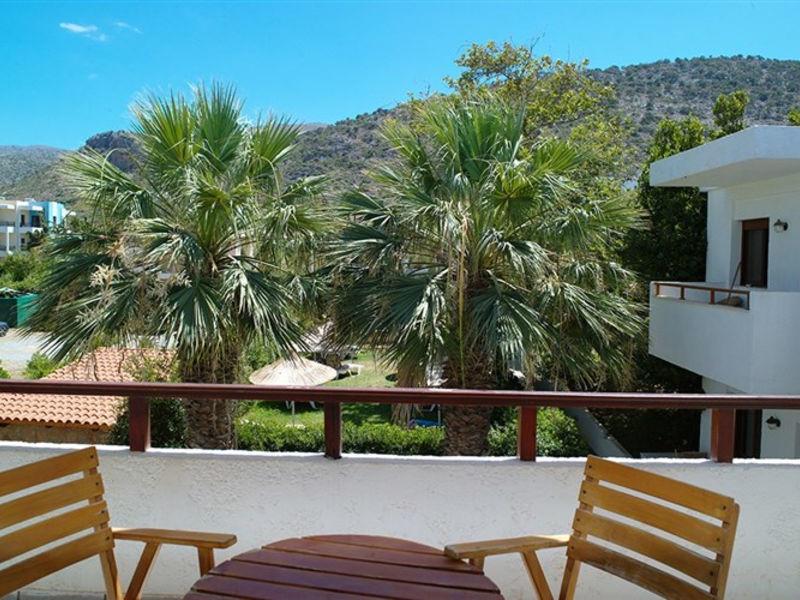 Kyknos Beach Hotel & Bungalows