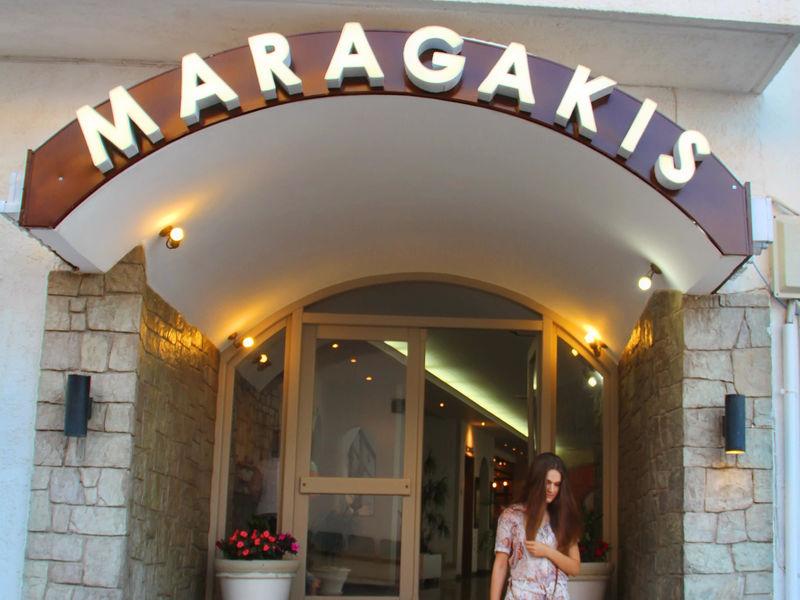 Maragakis Beach
