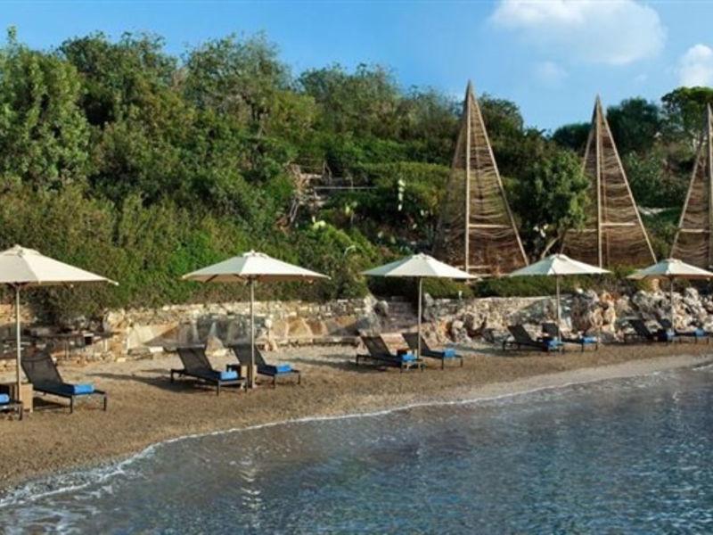 Minos Beach Art