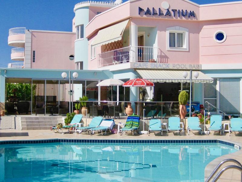 Palatium Apartments
