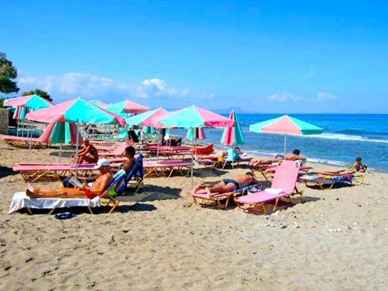 Sea Front Beach