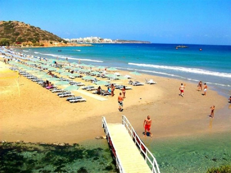 Vily Almiros Beach