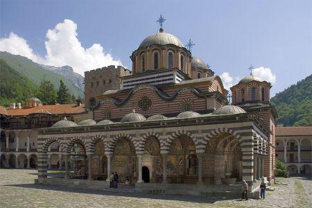 Rilský klášter zapsaný na seznamu UNESCO