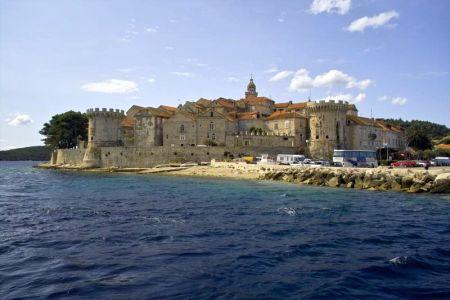 Dovolená Chorvatsko - fotografie