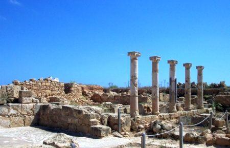 Dovolená Kypr - fotografie
