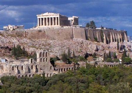 Athénská Akropole (Akropolis) - antická památka zapsaná na seznamu UNESCO