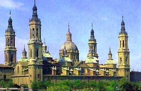 Dovolená Španělsko - fotografie