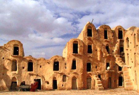 Dovolená Tunisko - fotografie