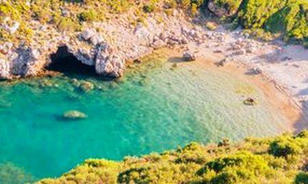 Dovolená Agios Georgios Pagon - fotografie