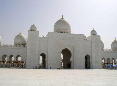 Dovolená Abu Dhabi - fotografie