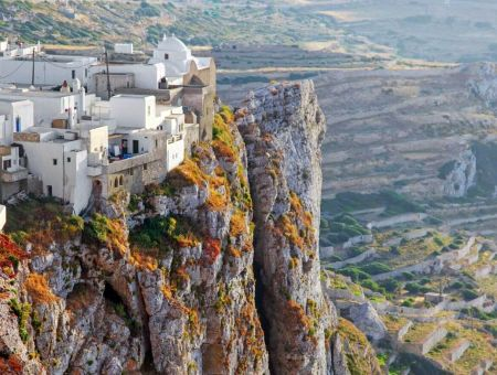 Dovolená ostrov Folegandros - fotografie