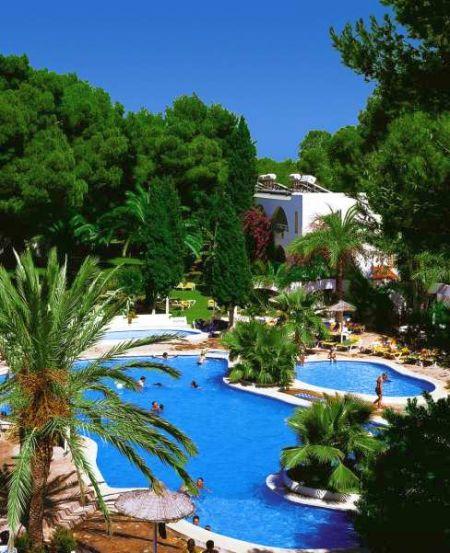 Dovolená Ibiza - fotografie