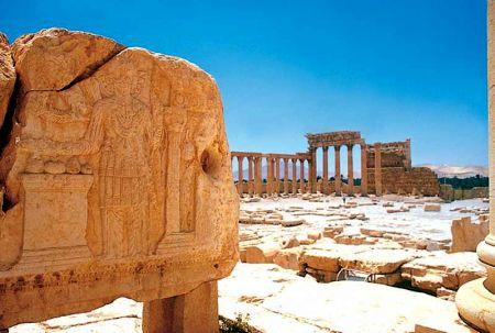 Dovolená Jordánsko - fotografie