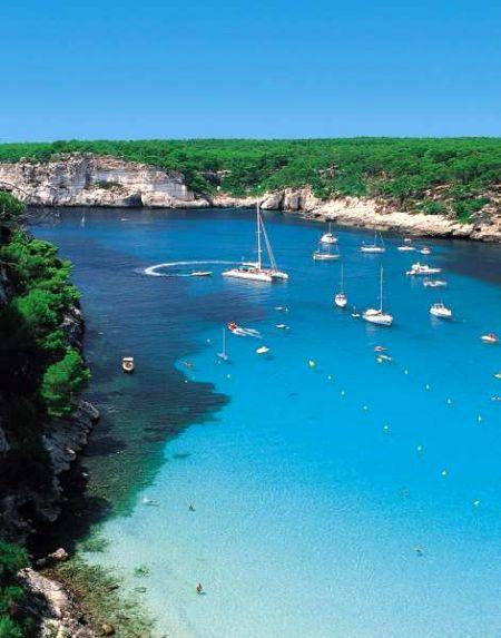 Last minute Menorca - fotografie