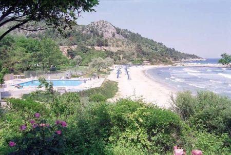 Last minute ostrov Thassos - fotografie