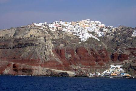Last minute ostrov Santorini - fotografie