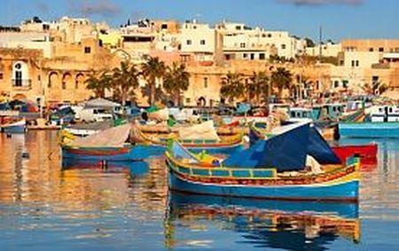Dovolená Malta - fotografie