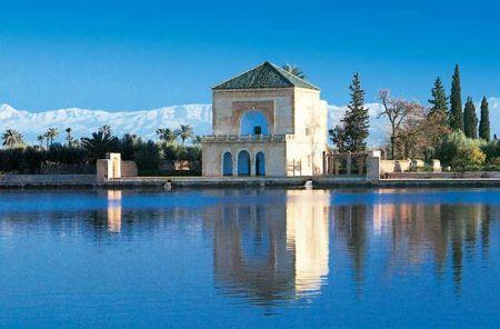 Dovolená Maroko - fotografie