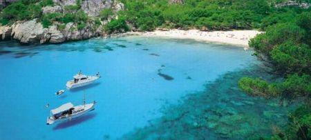 Dovolená Menorca - fotografie