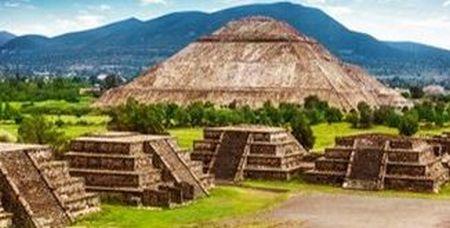Dovolená Mexiko - fotografie