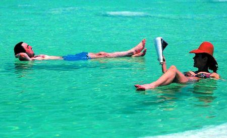 Dovolená Mrtvé moře - fotografie