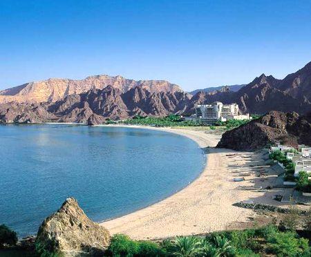 Dovolená Omán - fotografie
