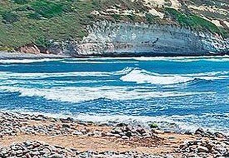 Dovolená ostrov Sardinie - fotografie