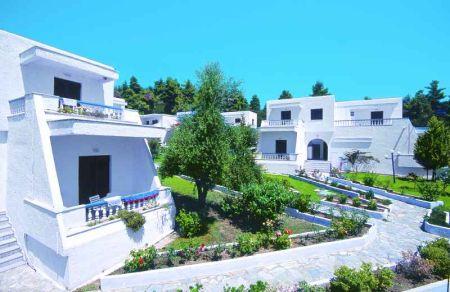 Dovolená ostrov Skiathos - fotografie