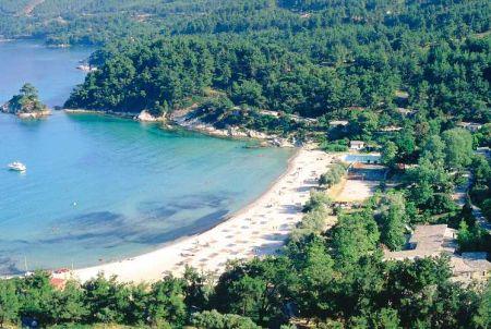 Dovolená ostrov Thassos - fotografie