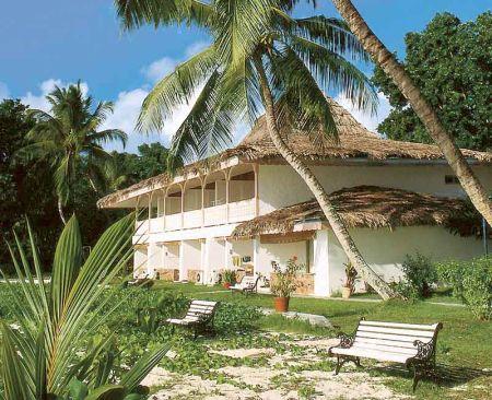 Dovolená Seychely - fotografie